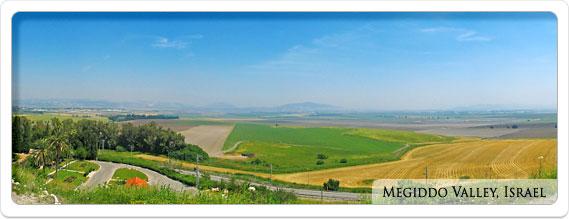 Megiddo-Valley