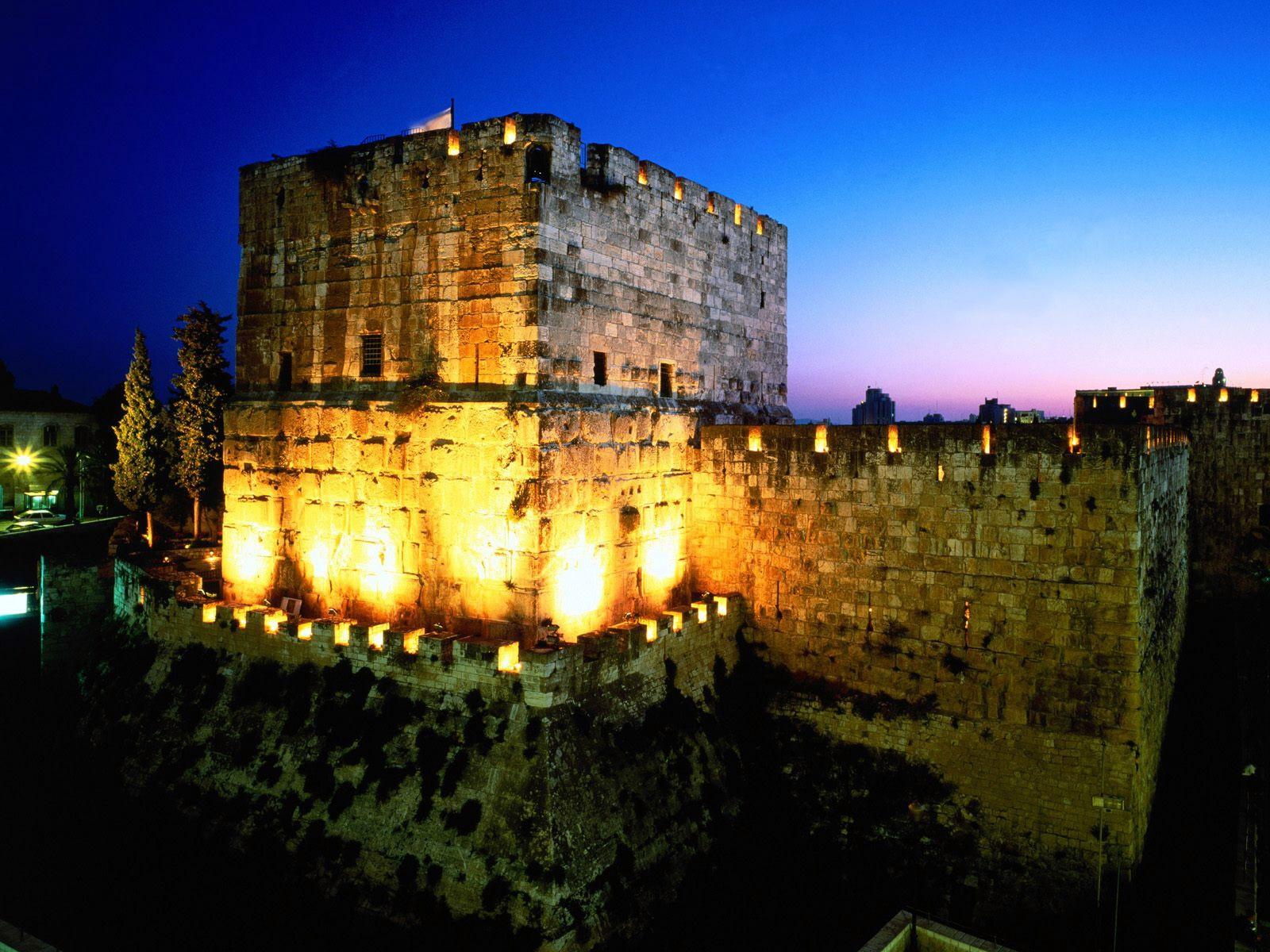 Israel-Wall-Israel-Castle-Tour-Destination