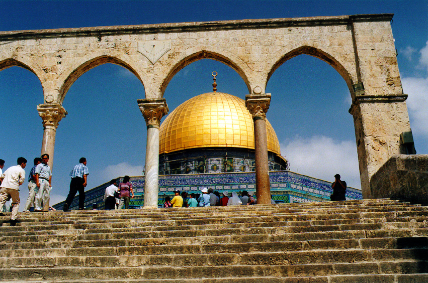 Israel - Dome of the Rock